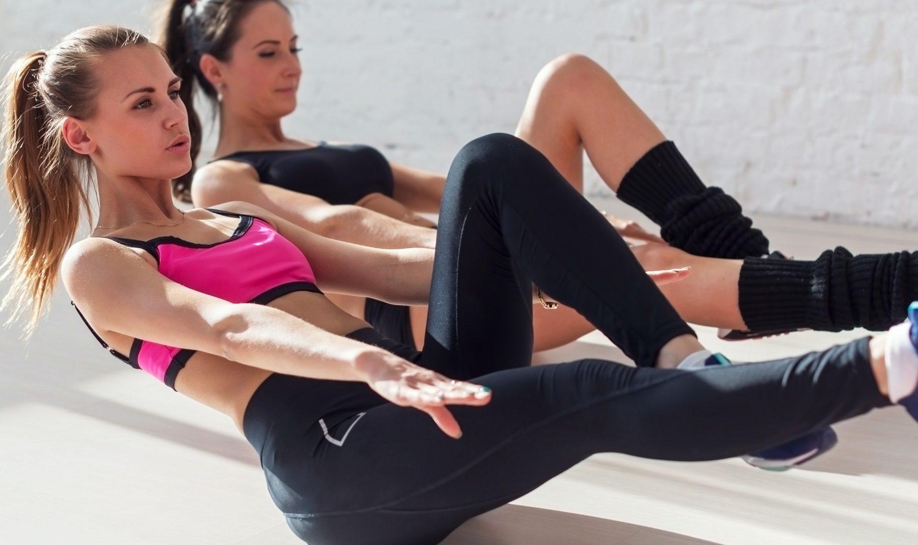 Training Bauch, Beine, Po