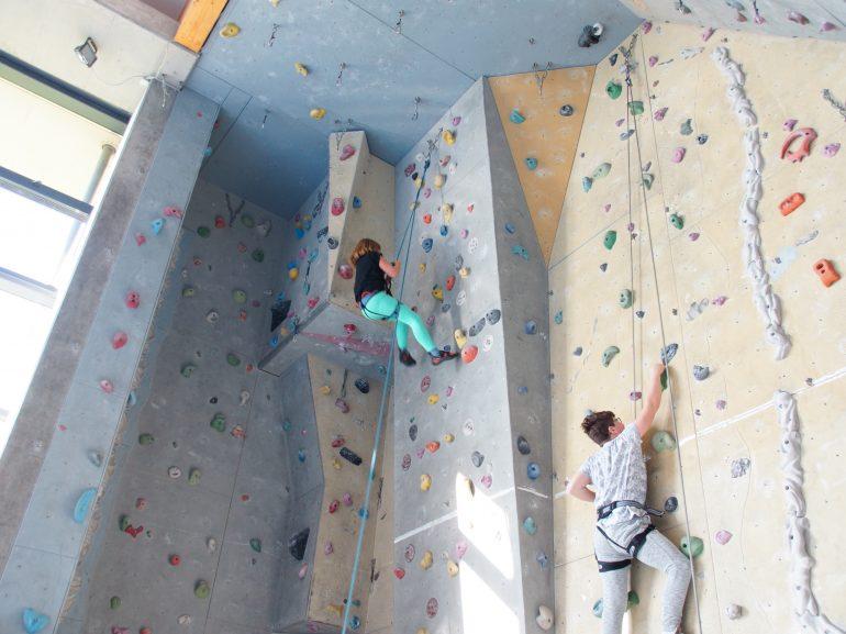 Klettern für Kids - Neue Trainingszeiten