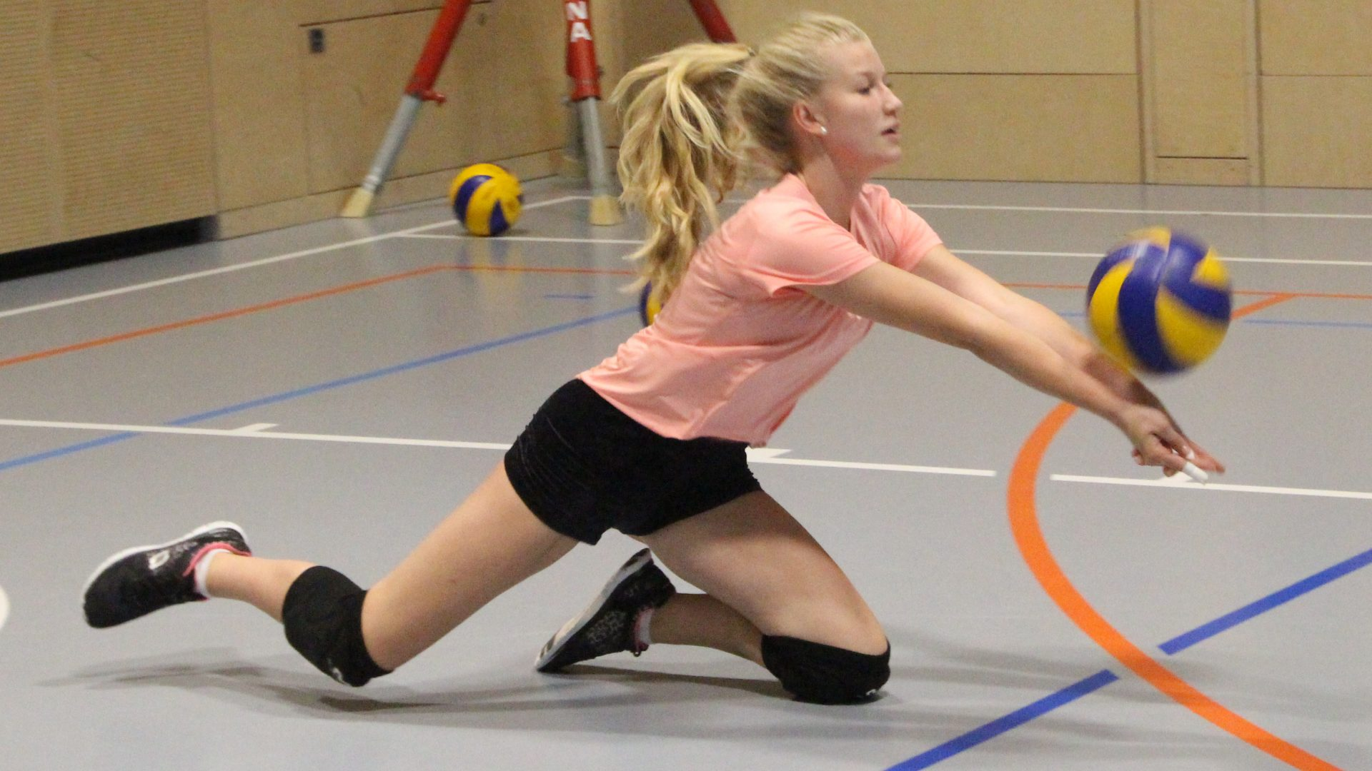 Volleyball Active I und II