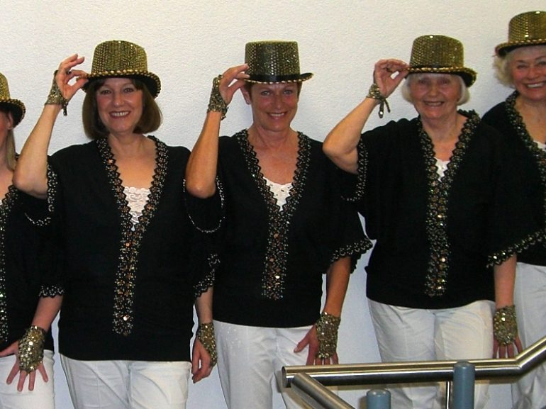 Tanzen für alle ab 60 Jahre!