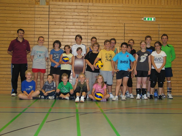 Volleyball Kids