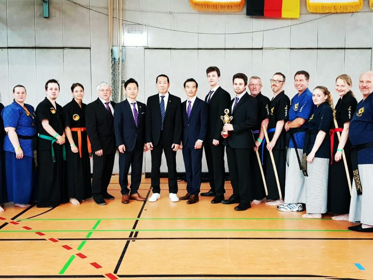 1. Haidong Gumdo German Open 2018 in Köln