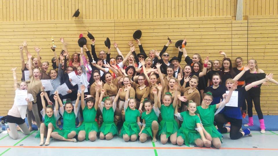 Unsere TAFFTWIGS vom Taffo-Team des TV Conweiler holen sich den Meistertitel!