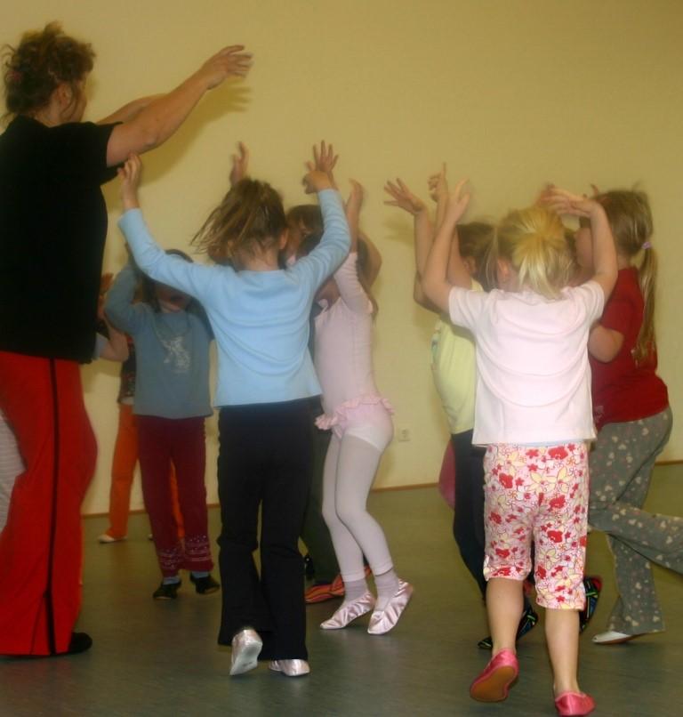 Neues Tanzangebot für Kinder Jahrgang 2015/2016