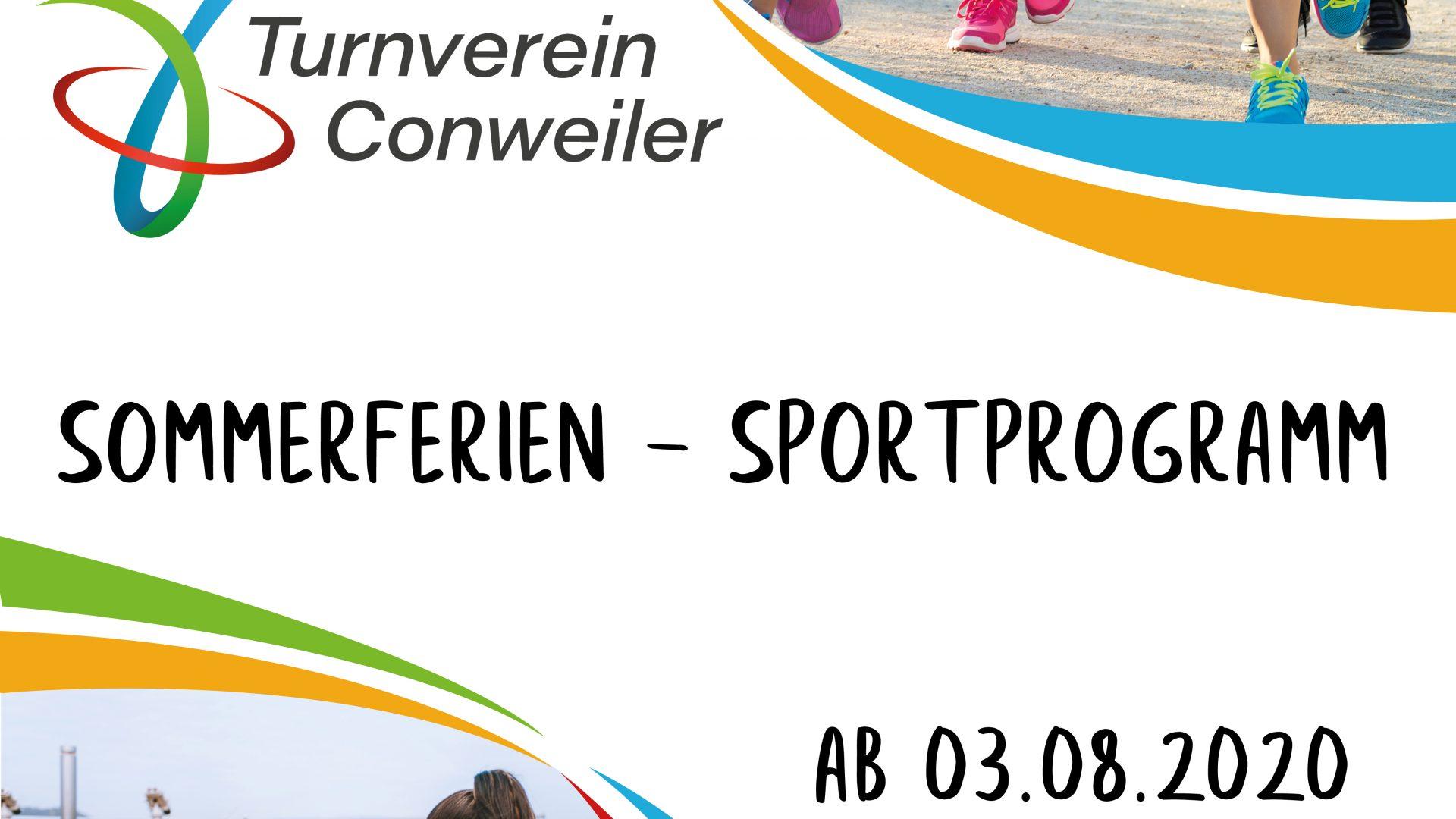 Sommerferien-Sportprogramm 2020