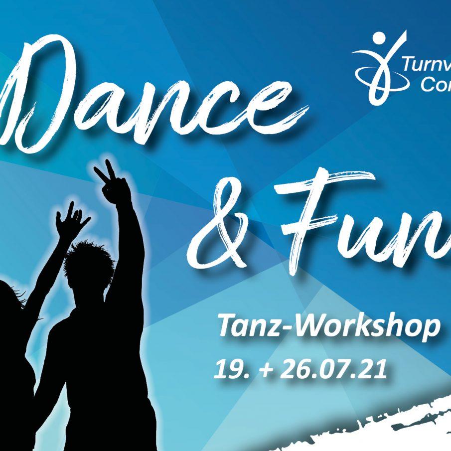 Dance & Fun - Tanz-Workshop geht weiter in den Sommerferien!