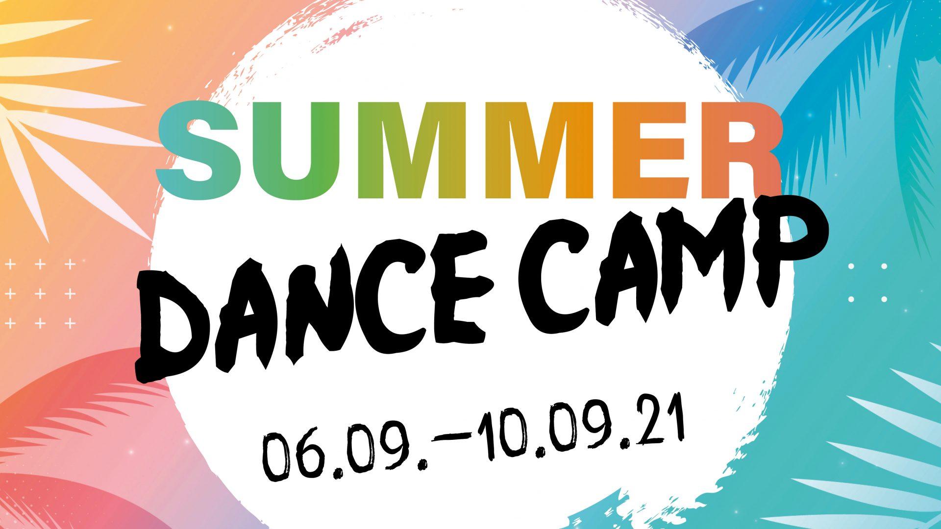 SUMMER DANCE CAMP - Sei Dabei! Straubenhardter Sommerferienprogramm 2021